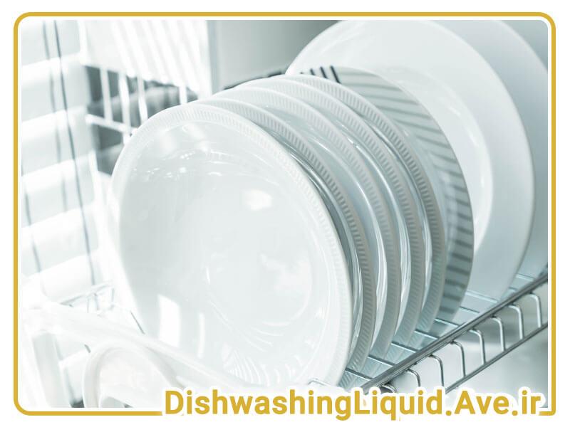 قابلیت تمییز کردن مایع ظرفشویی