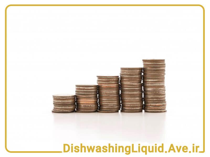 قیمت مایع ظرفشویی